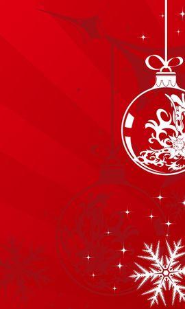 40978 descargar fondo de pantalla Vacaciones, Año Nuevo: protectores de pantalla e imágenes gratis