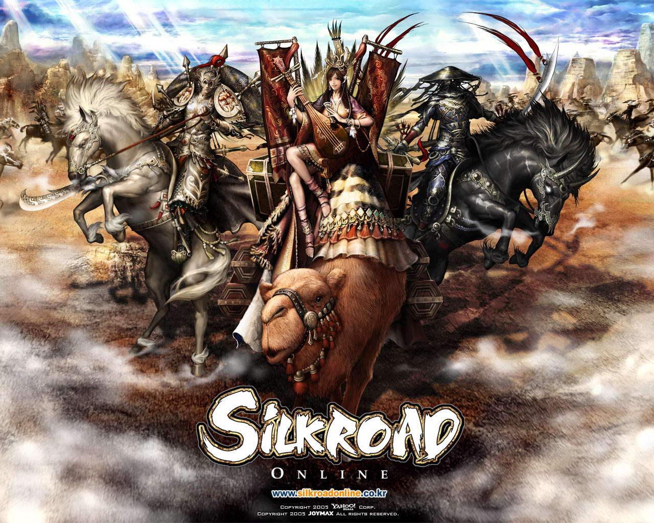 15894 скачать обои Игры, Silkroad - заставки и картинки бесплатно