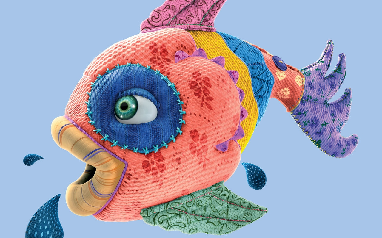 32325 download wallpaper Background, Toys, Fishes screensavers and pictures for free