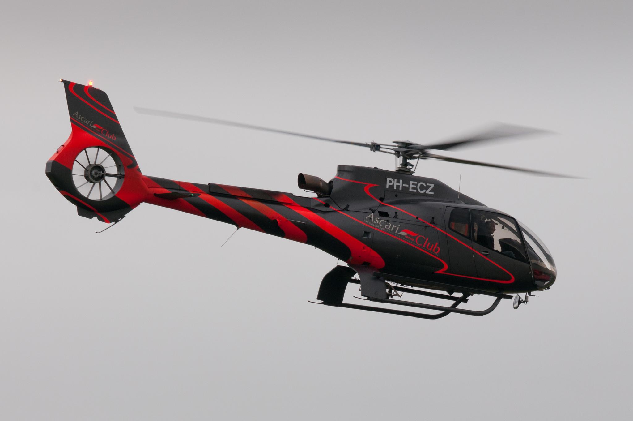 64464 Hintergrundbild herunterladen Hubschrauber, Verschiedenes, Sonstige, Eurocopter, Ec130, Ph-Ecz, Ph-Ekz - Bildschirmschoner und Bilder kostenlos