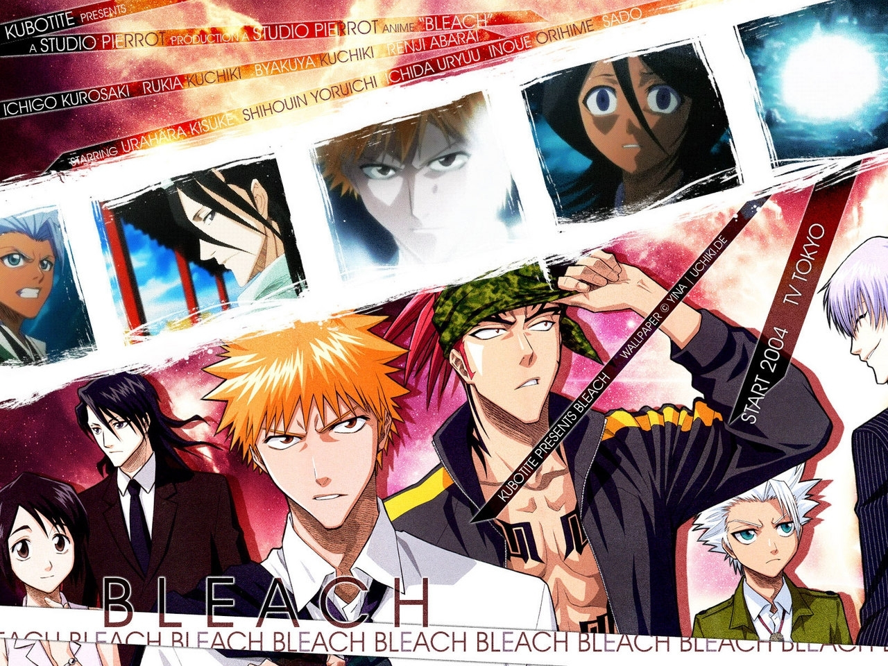 1080 download wallpaper Cartoon, Anime, Bleach screensavers and pictures for free