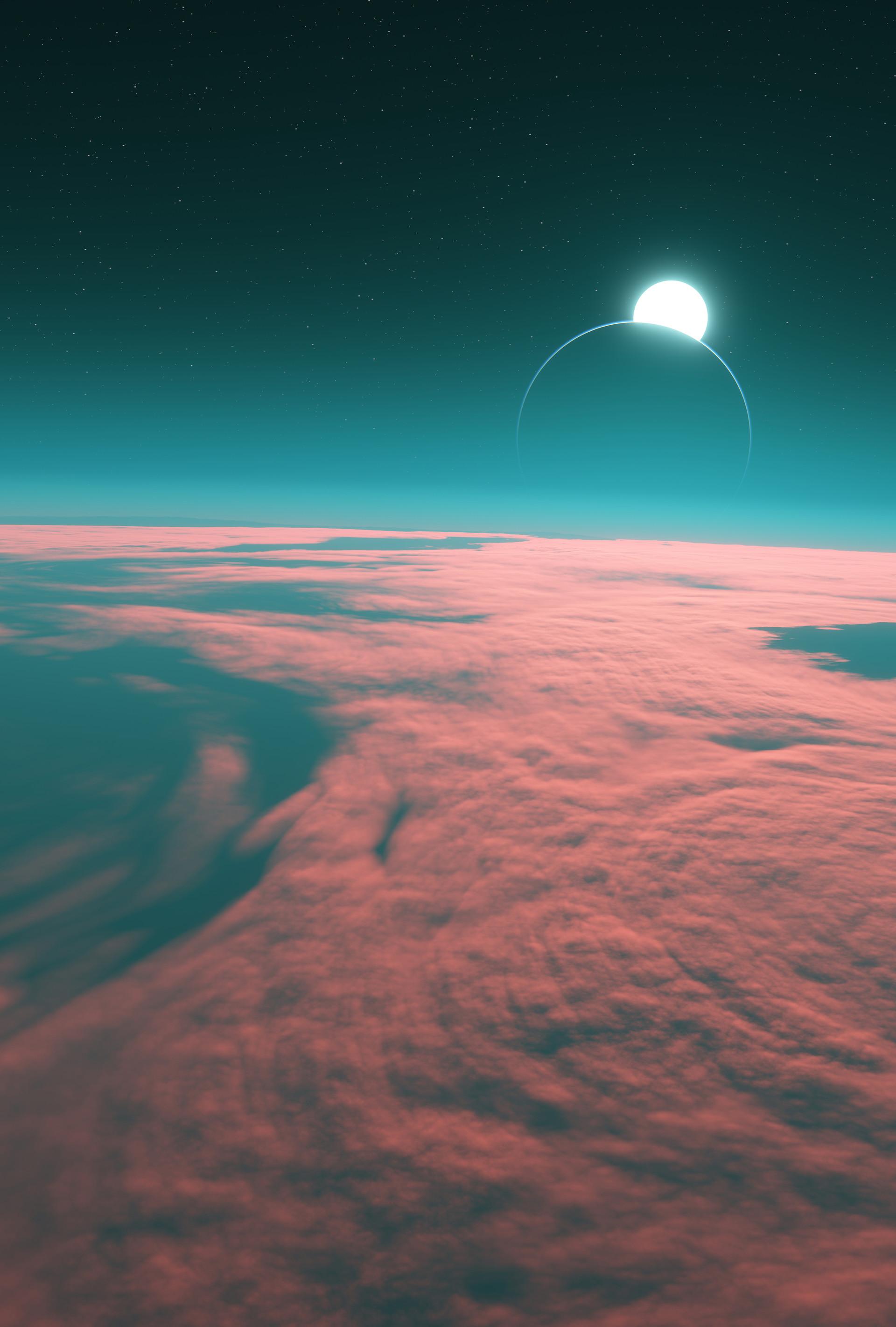 80973 Protetores de tela e papéis de parede Lua em seu telefone. Baixe Lua, Universo, Nuvens, Brilho, Brilhar, Céu Estrelado fotos gratuitamente
