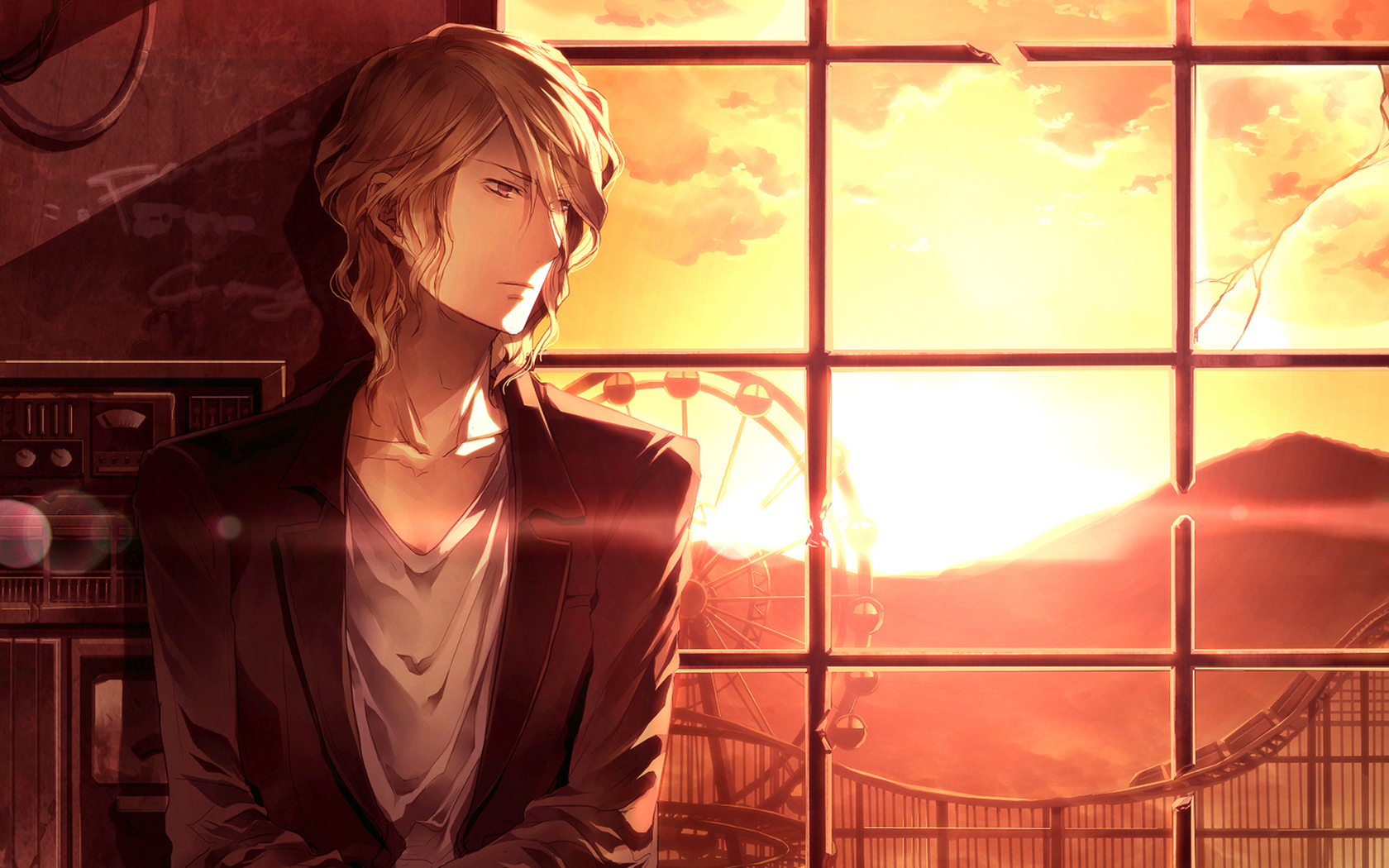 35530 download wallpaper Men, Anime screensavers and pictures for free