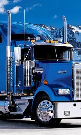 18242 descargar fondo de pantalla Transporte, Automóvil, Camiones: protectores de pantalla e imágenes gratis