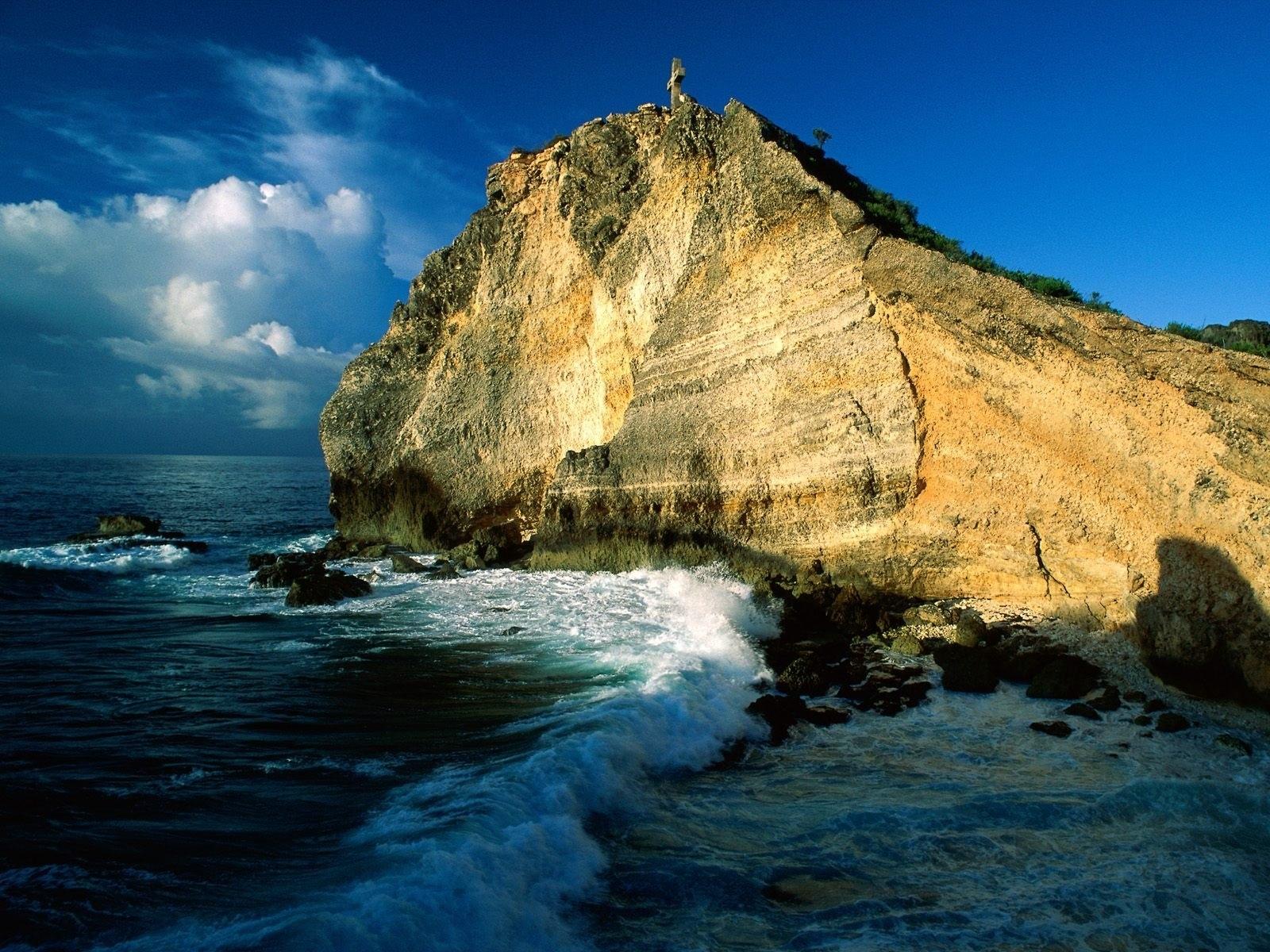 2824 скачать обои Пейзаж, Вода, Камни, Море - заставки и картинки бесплатно