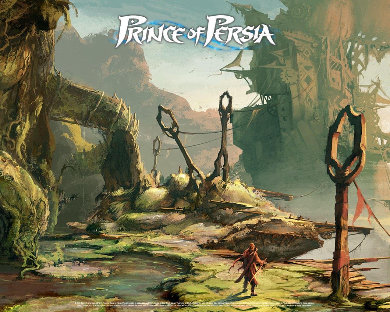10450 télécharger le fond d'écran Jeux, Prince Of Persia - économiseurs d'écran et images gratuitement