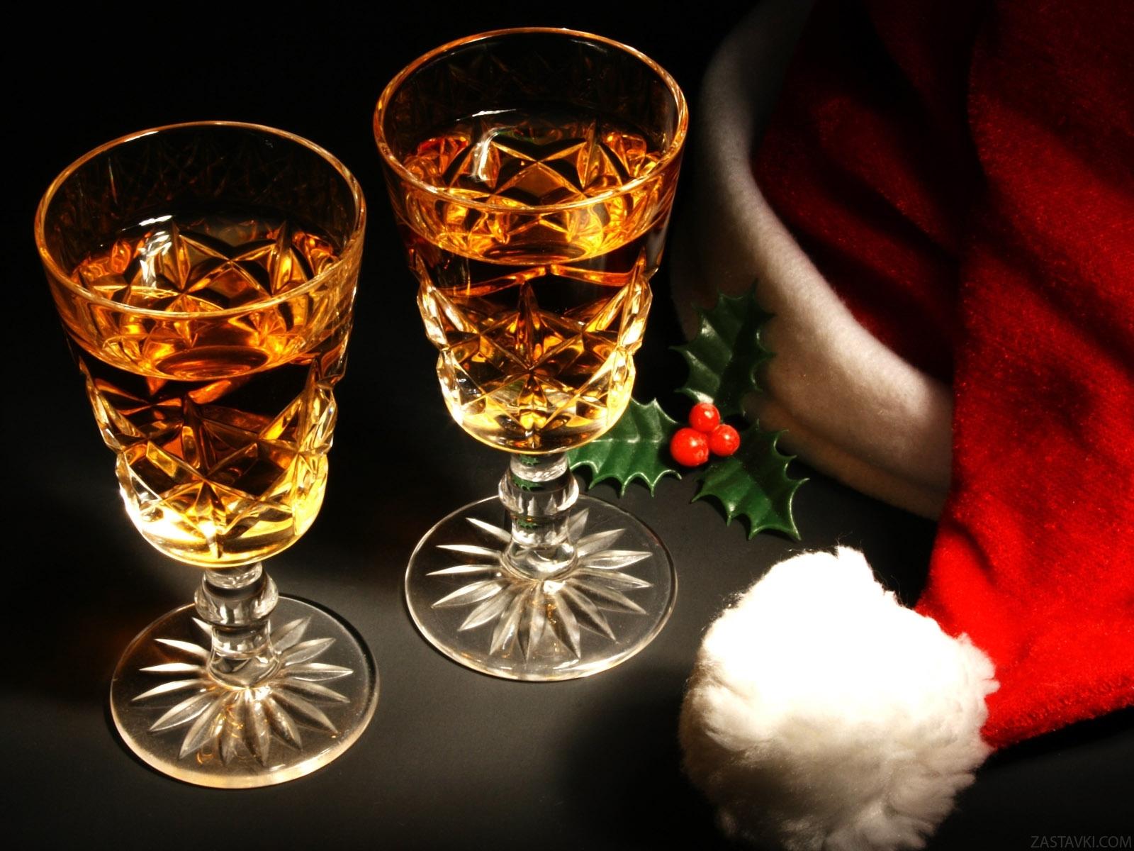 4304 скачать обои Праздники, Новый Год (New Year), Рождество (Christmas, Xmas), Напитки - заставки и картинки бесплатно