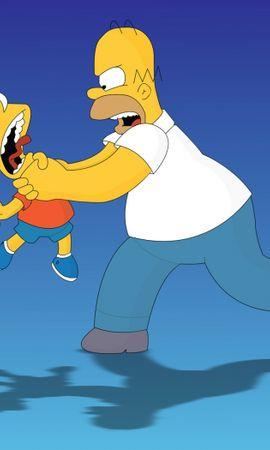 47437 Заставки и Обои Мультфильмы на телефон. Скачать Мультфильмы, Фон, Гомер Симпсон (Homer Simpson), Симпсоны (The Simpsons) картинки бесплатно