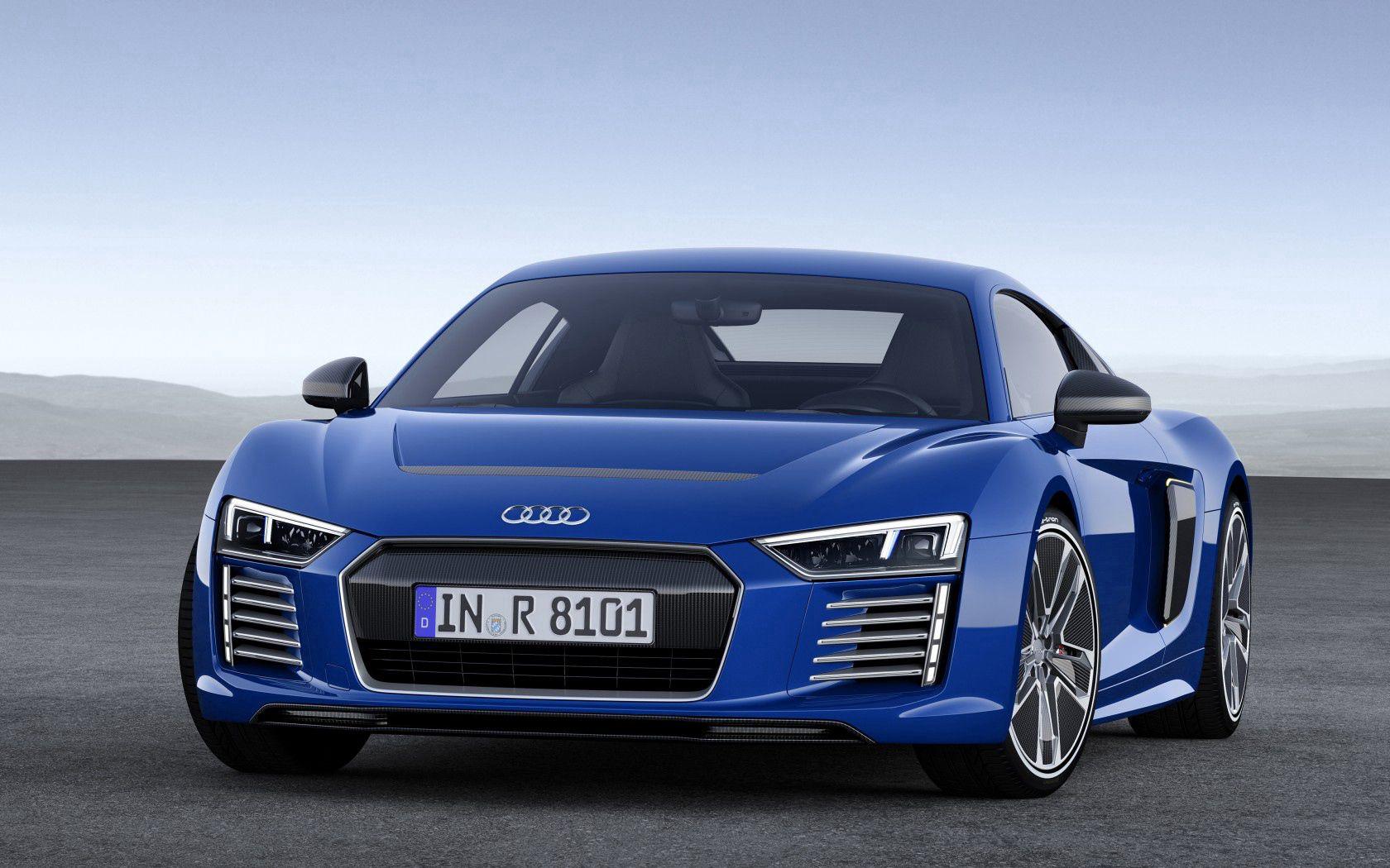 58577 descargar fondo de pantalla Coches, Audi, R8, Vista Frontal: protectores de pantalla e imágenes gratis