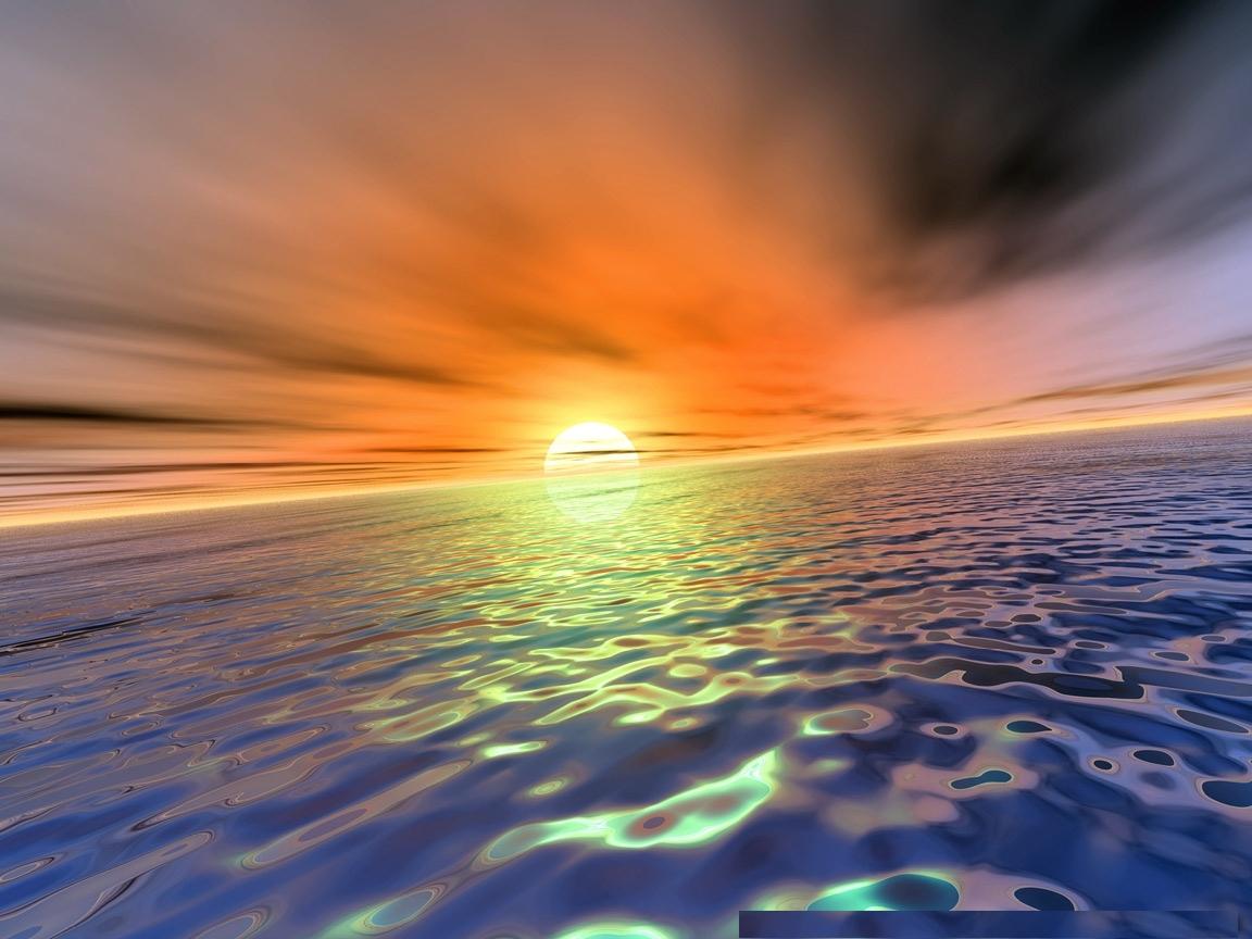 4469 скачать обои Пейзаж, Вода, Небо, Море, Солнце - заставки и картинки бесплатно