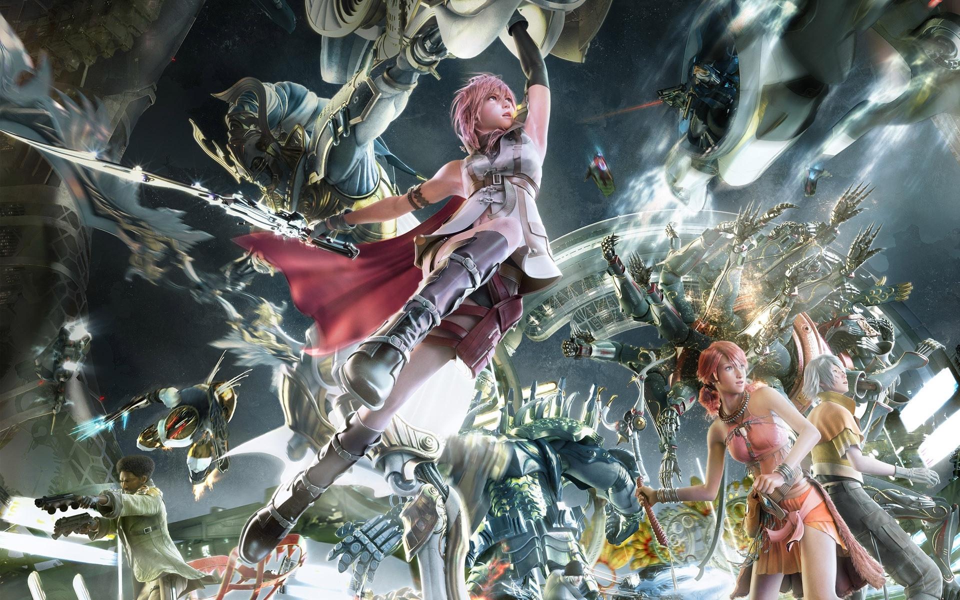 26573 Hintergrundbild herunterladen Spiele, Final Fantasy - Bildschirmschoner und Bilder kostenlos