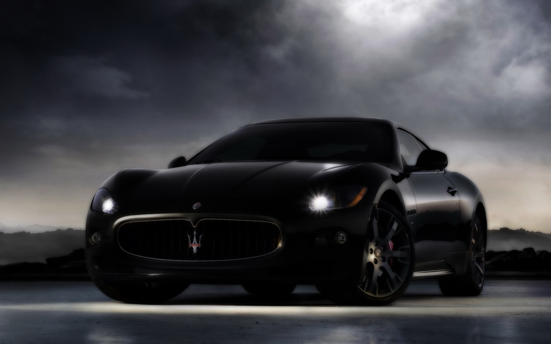 44388 download wallpaper Transport, Auto, Maserati screensavers and pictures for free