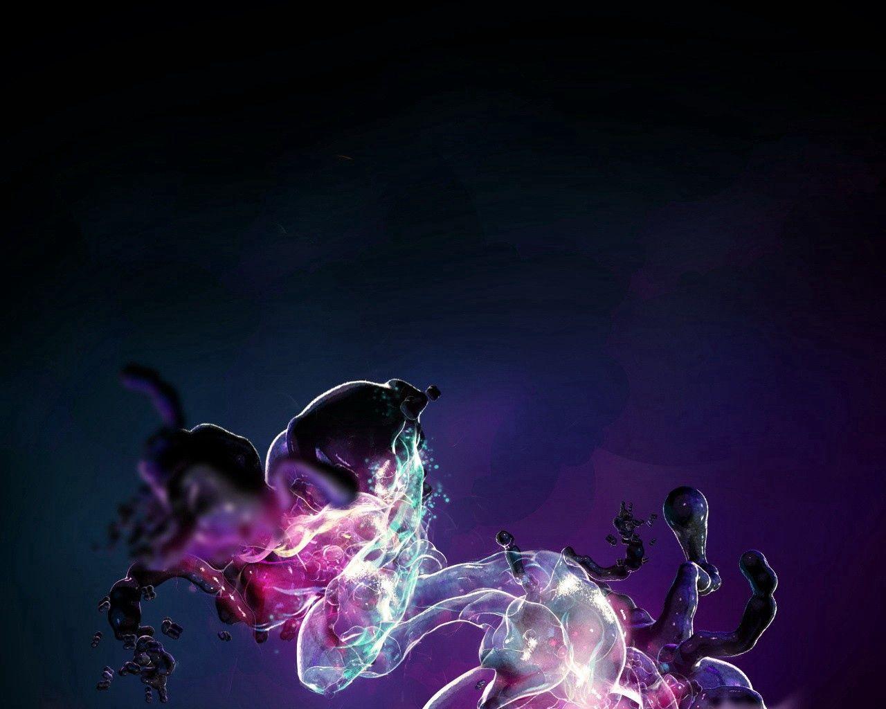 87903 скачать обои Абстракция, Краска, Линии, Фон, Светлый, Тень, Дым - заставки и картинки бесплатно