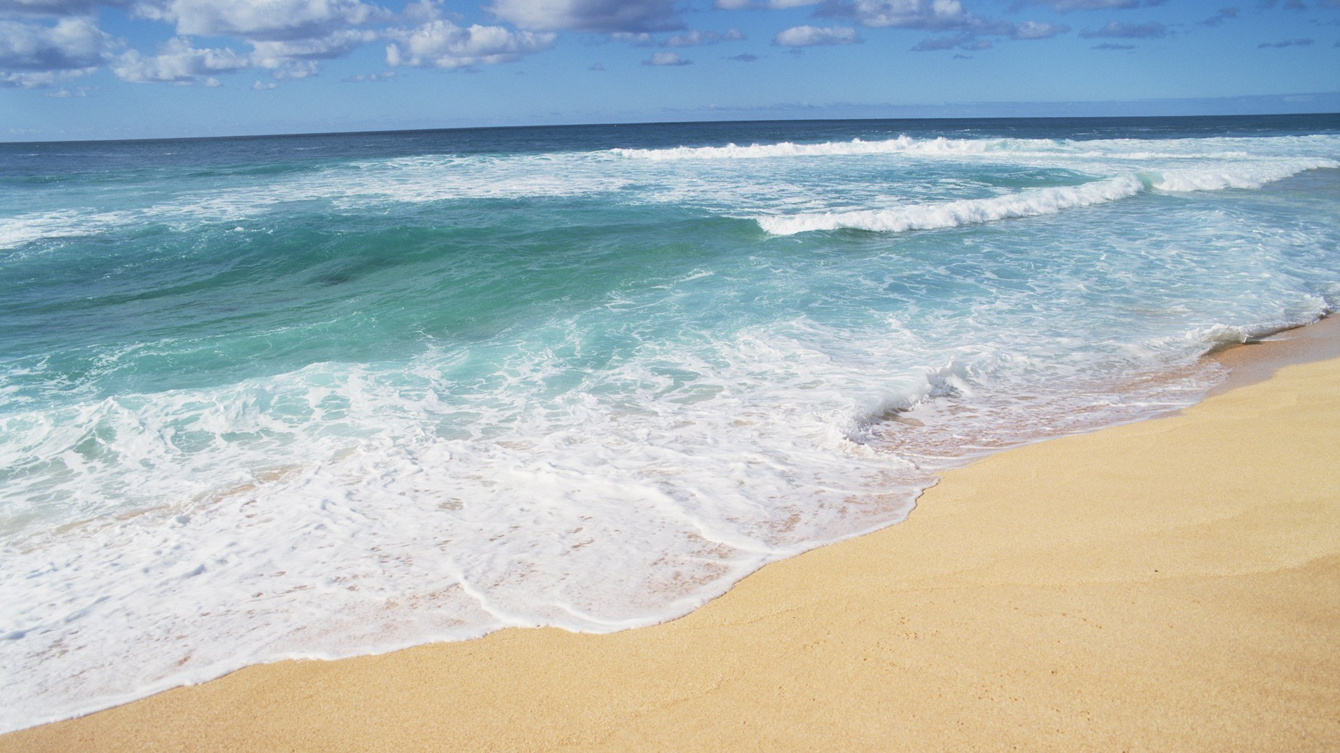 17598 скачать обои Пейзаж, Море, Волны, Пляж - заставки и картинки бесплатно