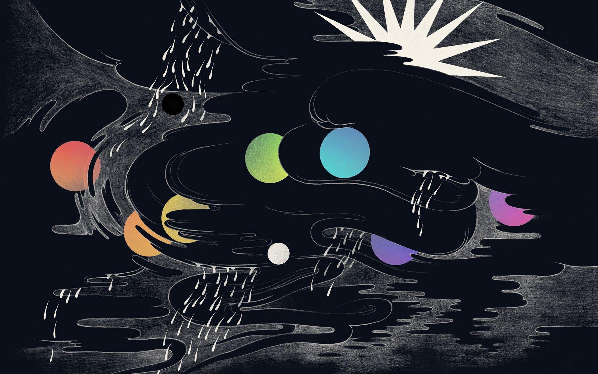 60279 Hintergrundbild herunterladen Kreise, Abstrakt, Hell, Mehrfarbig, Motley, Bild, Zeichnung - Bildschirmschoner und Bilder kostenlos