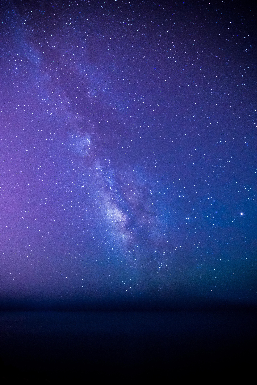 117434壁紙のダウンロード天の川, 星空, スター, 宇宙-スクリーンセーバーと写真を無料で