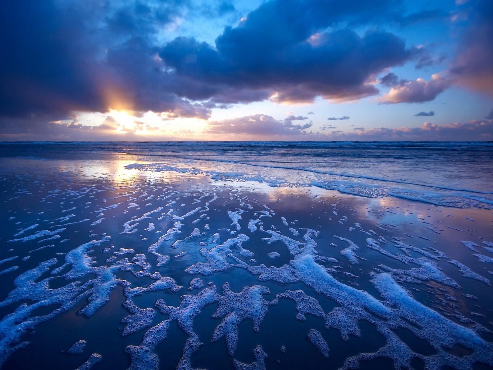 11574 скачать обои Пейзаж, Вода, Небо, Море, Облака, Пляж - заставки и картинки бесплатно