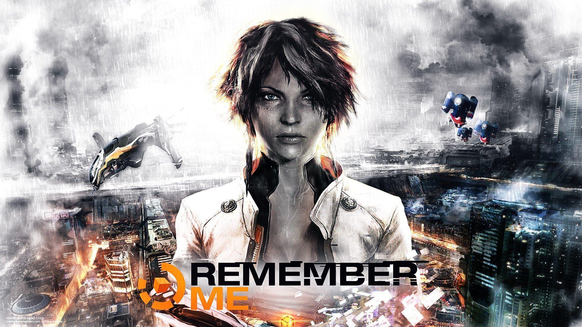 18563 télécharger le fond d'écran Jeux, Remember Me - économiseurs d'écran et images gratuitement