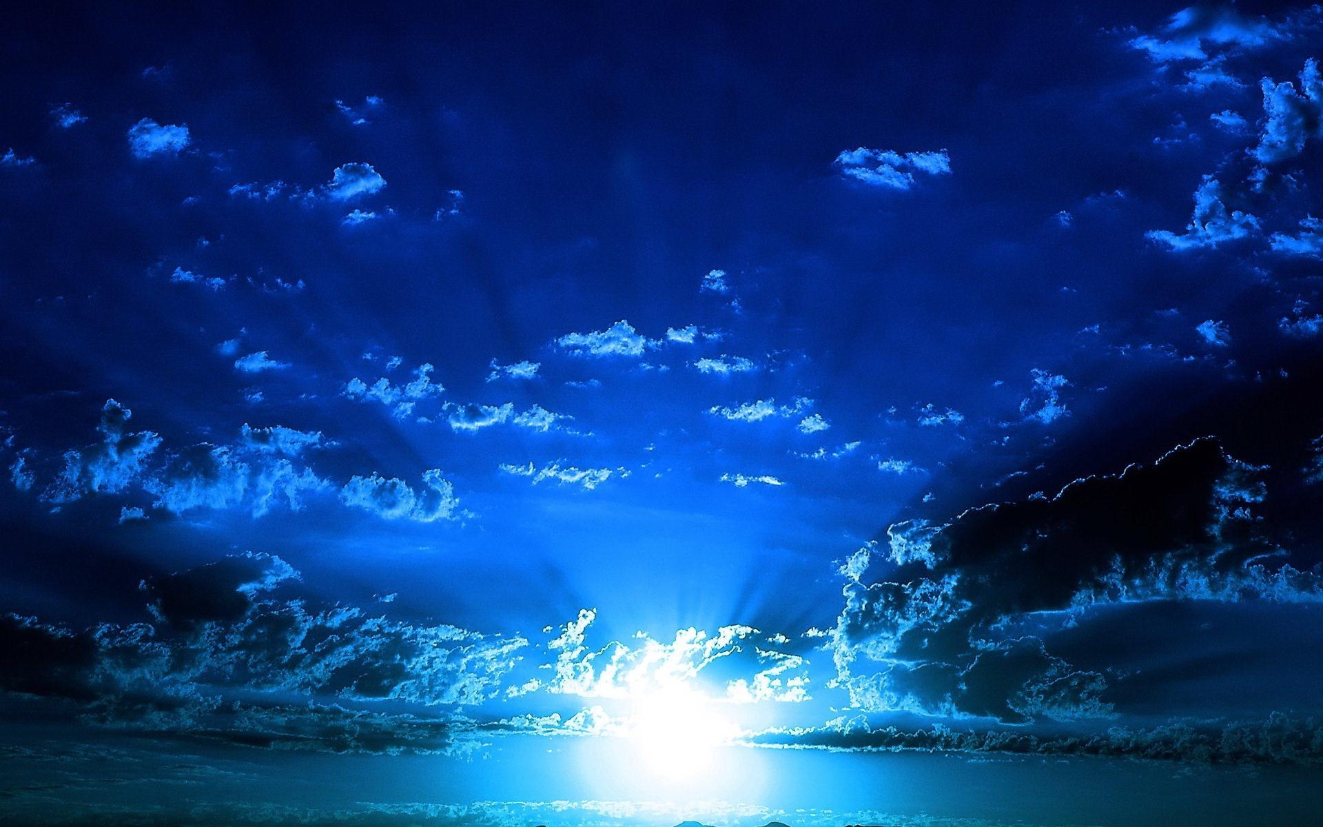22940 скачать обои Пейзаж, Море, Солнце, Облака - заставки и картинки бесплатно