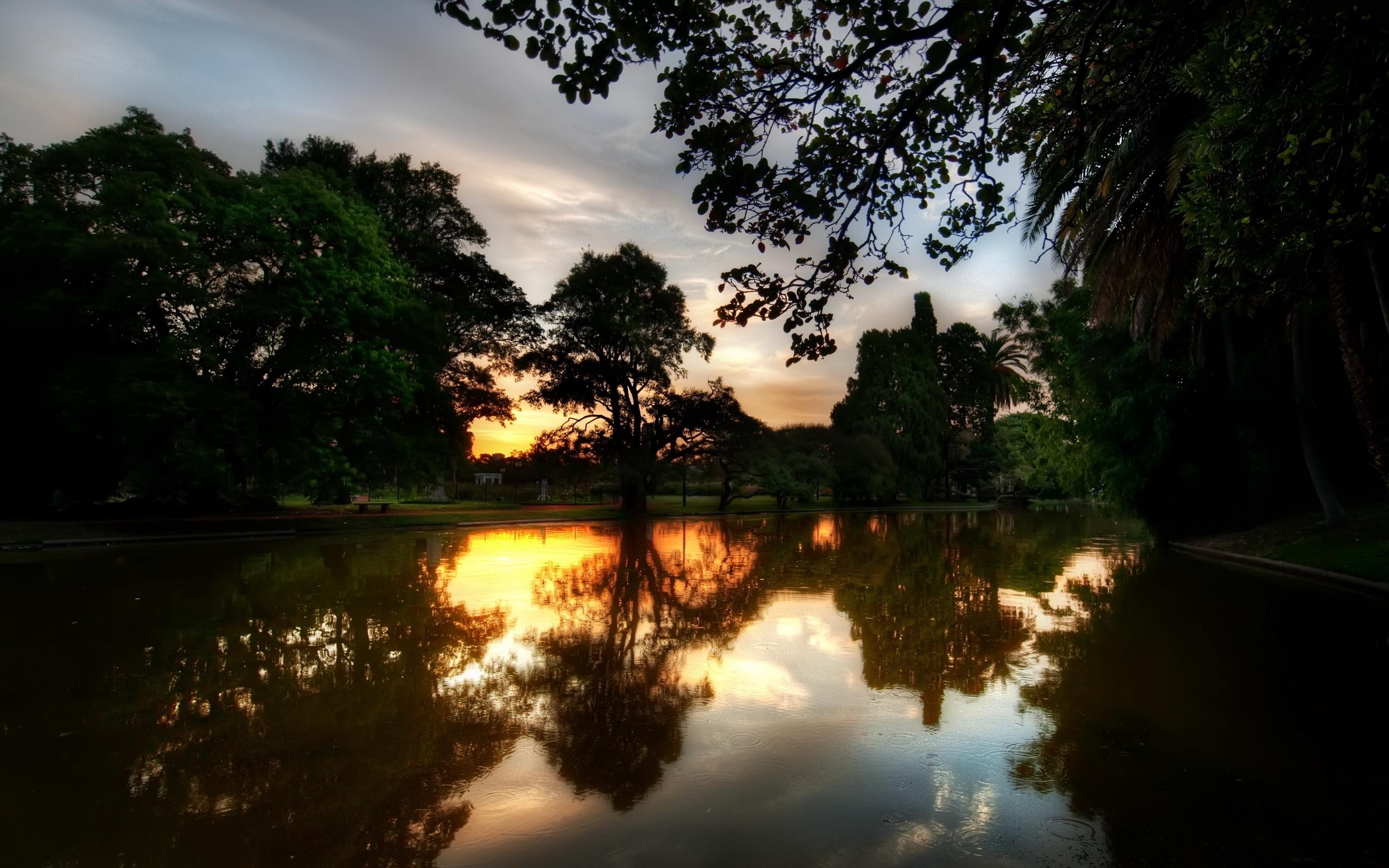 4414 скачать обои Пейзаж, Вода, Деревья - заставки и картинки бесплатно