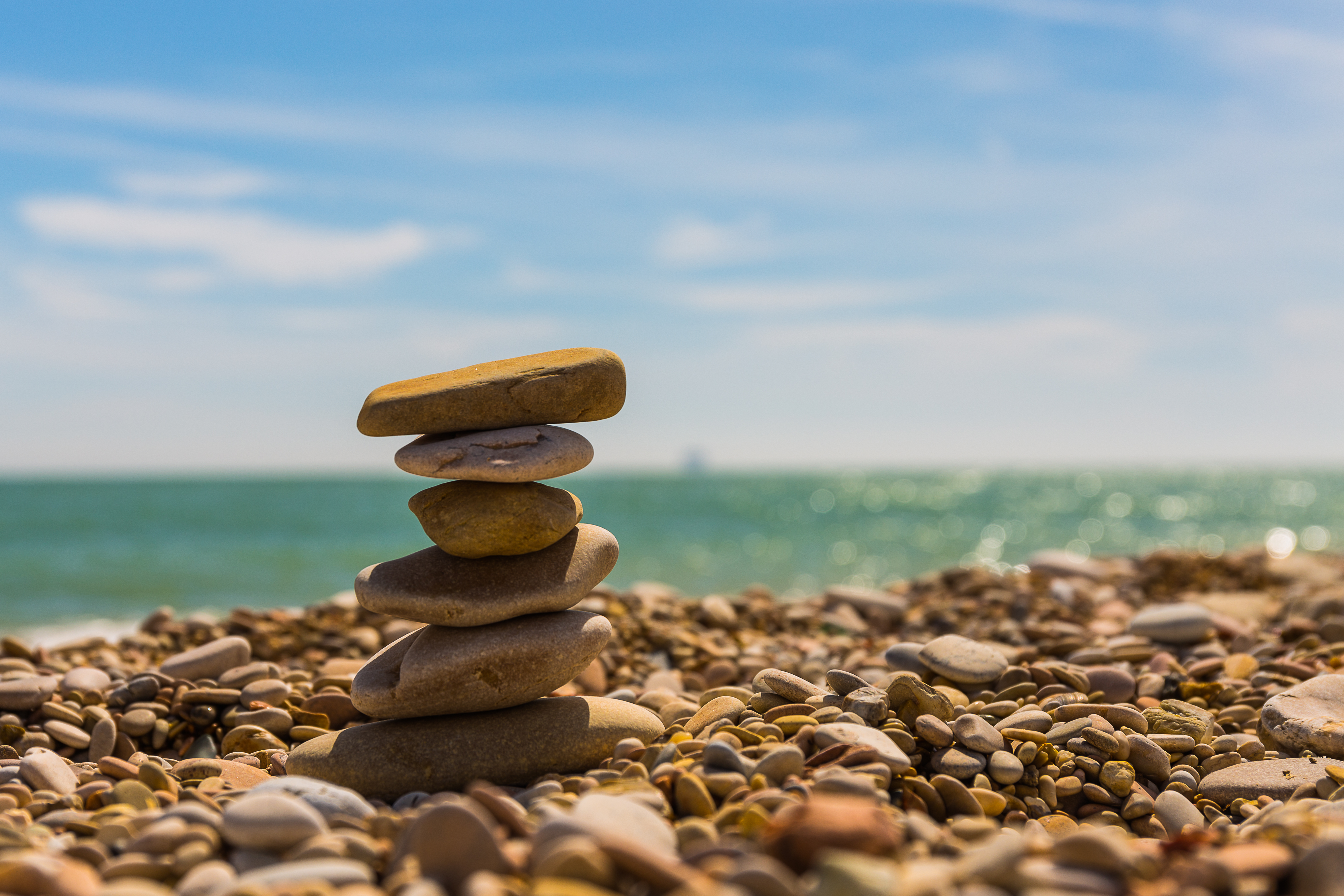 111127 download wallpaper Nature, Stones, Beach, Balance, Harmony screensavers and pictures for free