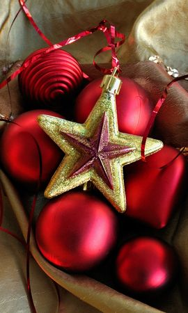 27338 скачать обои Праздники, Фон, Новый Год (New Year) - заставки и картинки бесплатно