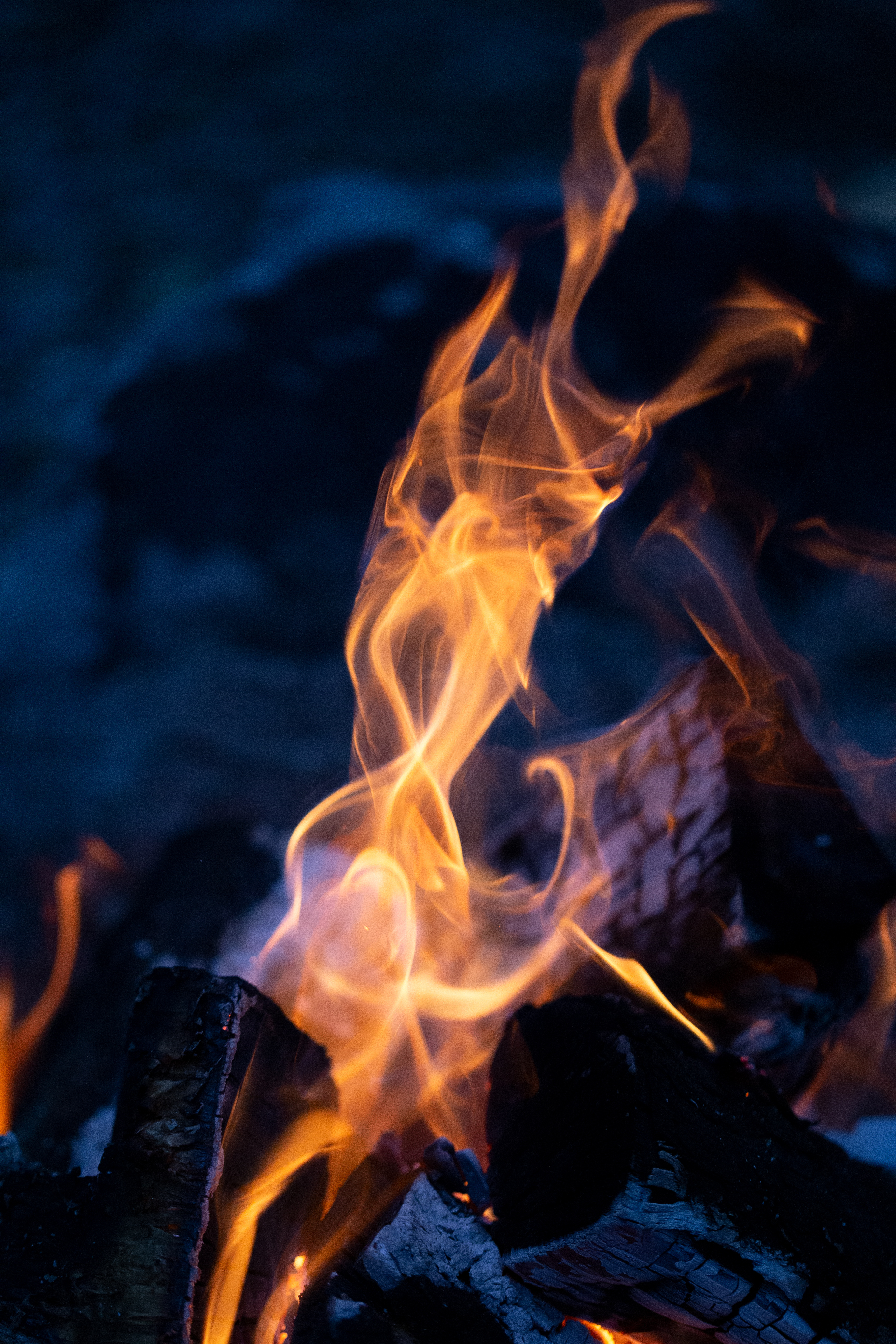 143291 Screensavers and Wallpapers Bonfire for phone. Download Fire, Bonfire, Coals, Miscellanea, Miscellaneous, Firewood, To Burn, Burn pictures for free