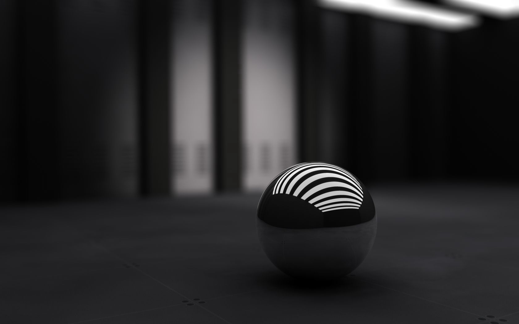 154529 Screensavers and Wallpapers Ball for phone. Download 3D, Ball, Stripes, Streaks pictures for free