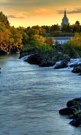 30009 скачать обои Пейзаж, Река - заставки и картинки бесплатно