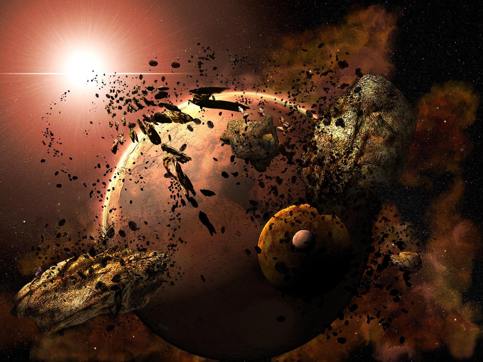 11749 скачать обои Пейзаж, Планеты, Космос, Солнце - заставки и картинки бесплатно