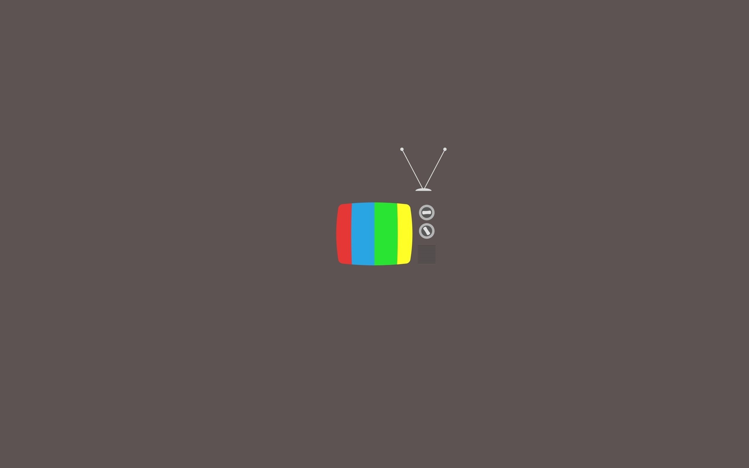64084 download wallpaper Minimalism, Buttons, Antenna, Screen, Television, Television Set, Centre, Center screensavers and pictures for free