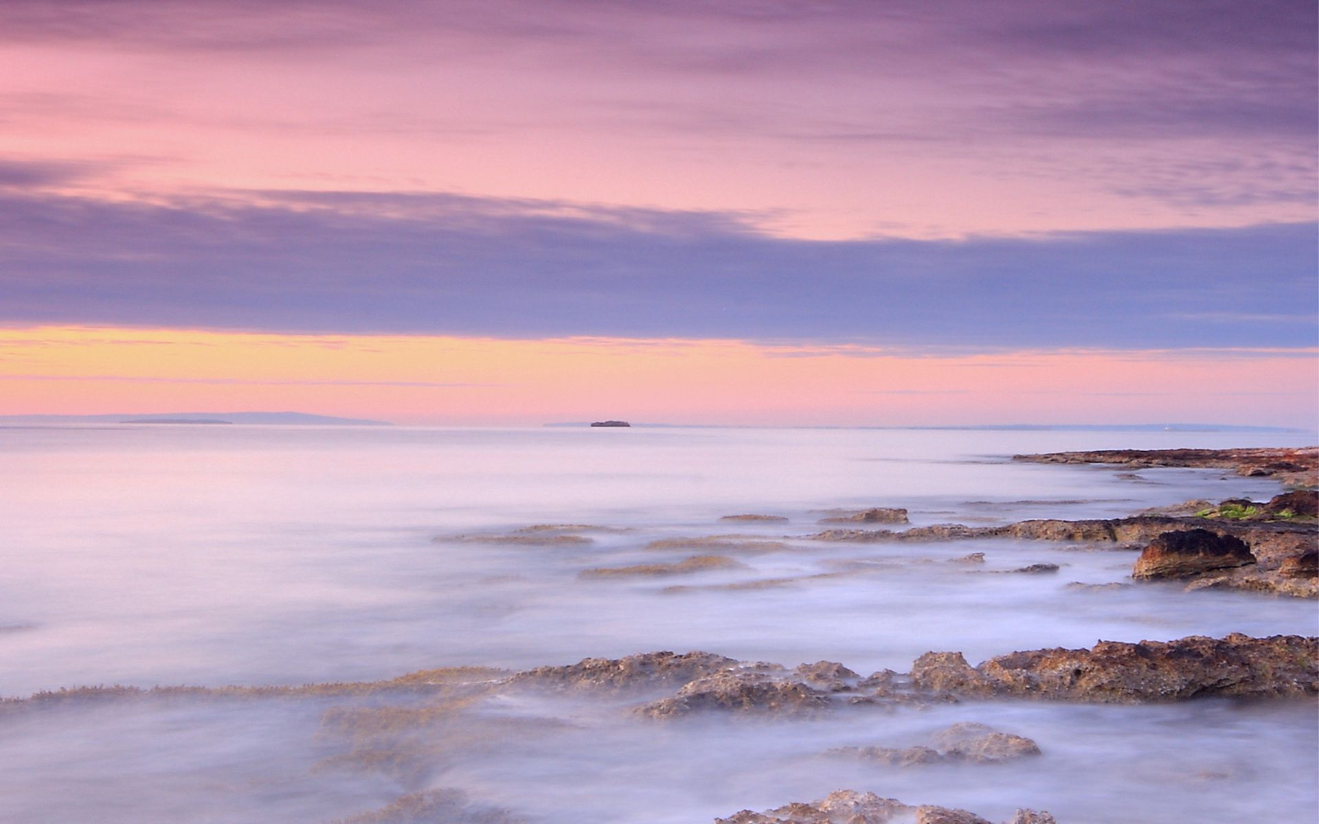 145094 Screensavers and Wallpapers Dahl for phone. Download Nature, Sea, Dawn, Dahl, Distance pictures for free