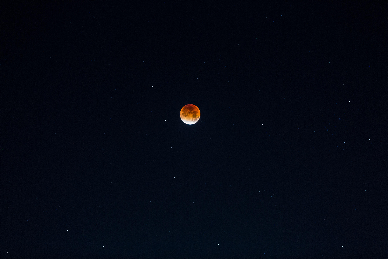 103610 Protetores de tela e papéis de parede Lua em seu telefone. Baixe Lua, Céu, Universo, Estrelas, Noite, Céu Estrelado, Lua Cheia, Lua Vermelha fotos gratuitamente