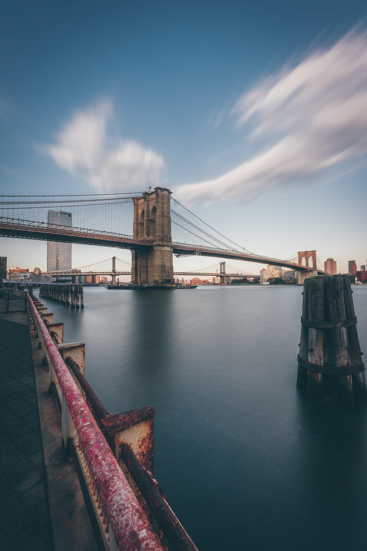 84154壁紙のダウンロードブリッジ, 橋, 海, 水, 市, 都市, アーキテクチャ-スクリーンセーバーと写真を無料で