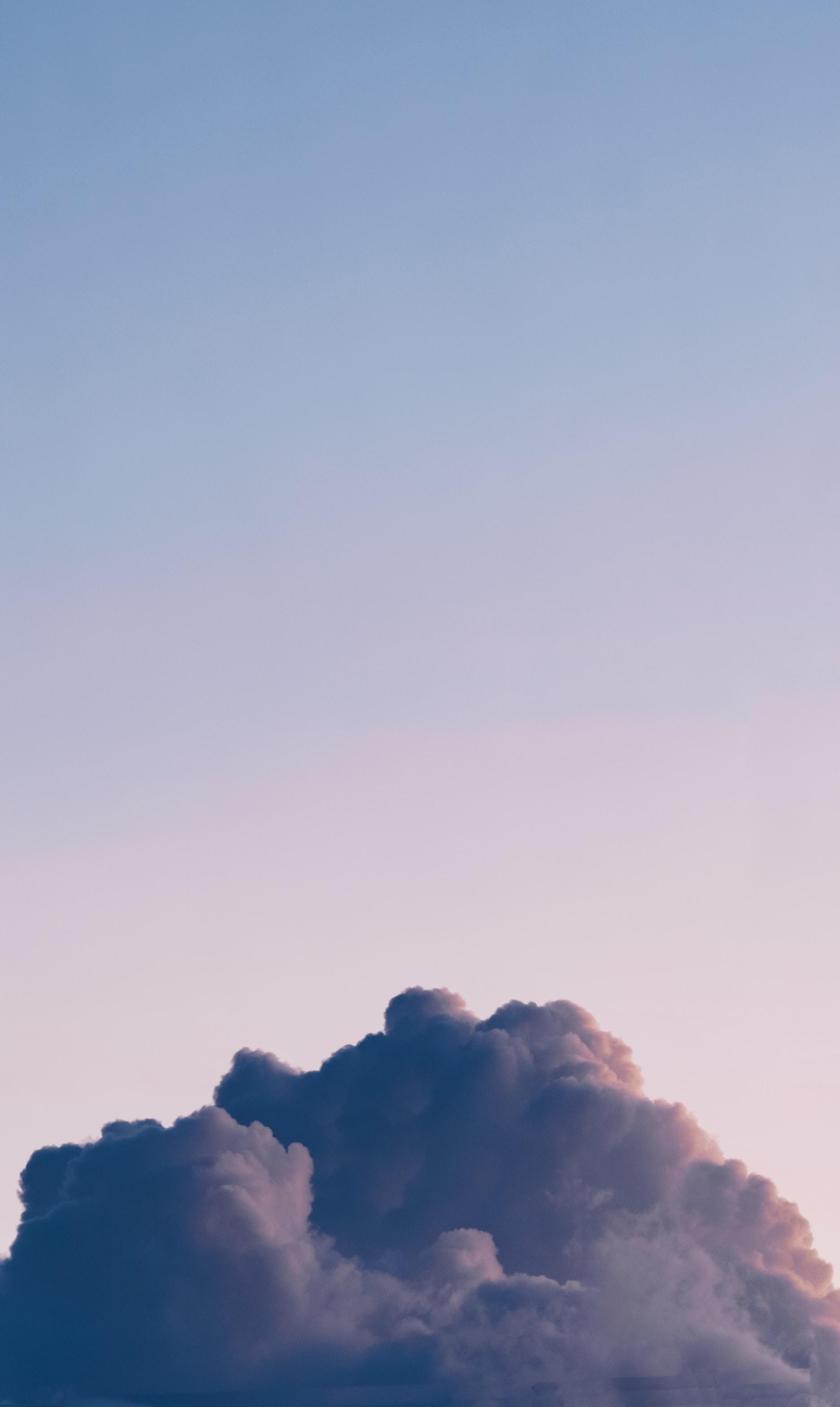 55436 免費下載壁紙 性质, 云, 云端, 天空, 气氛, 极简主义 屏保和圖片
