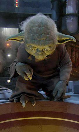 15447 télécharger le fond d'écran Cinéma, Star Wars, Maître Yoda - économiseurs d'écran et images gratuitement