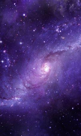 139694 baixar papel de parede Céu Estrelado, Galáxia, Universo, Roxo, Violeta - protetores de tela e imagens gratuitamente