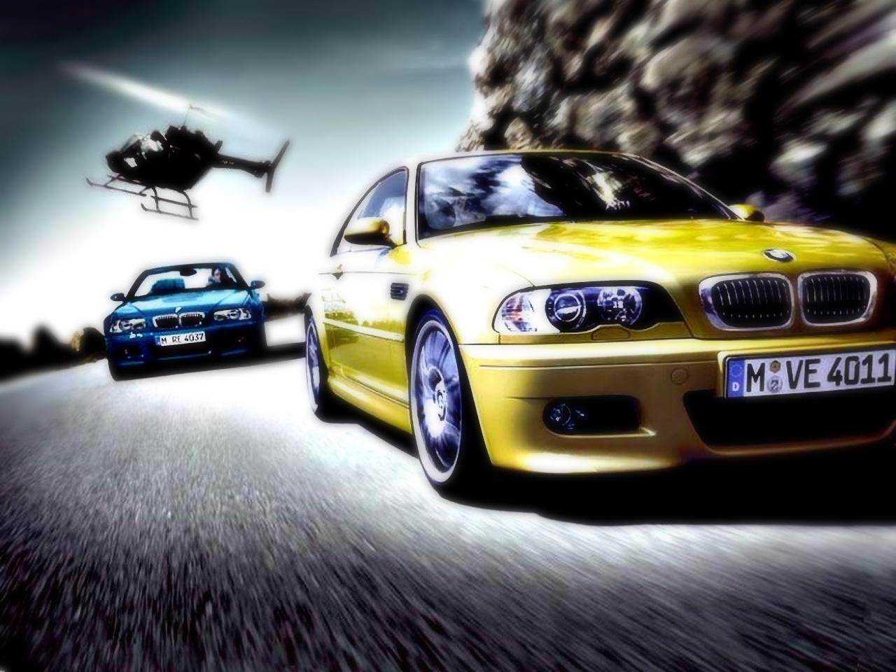 3906 скачать обои Транспорт, Машины, Бмв (Bmw) - заставки и картинки бесплатно