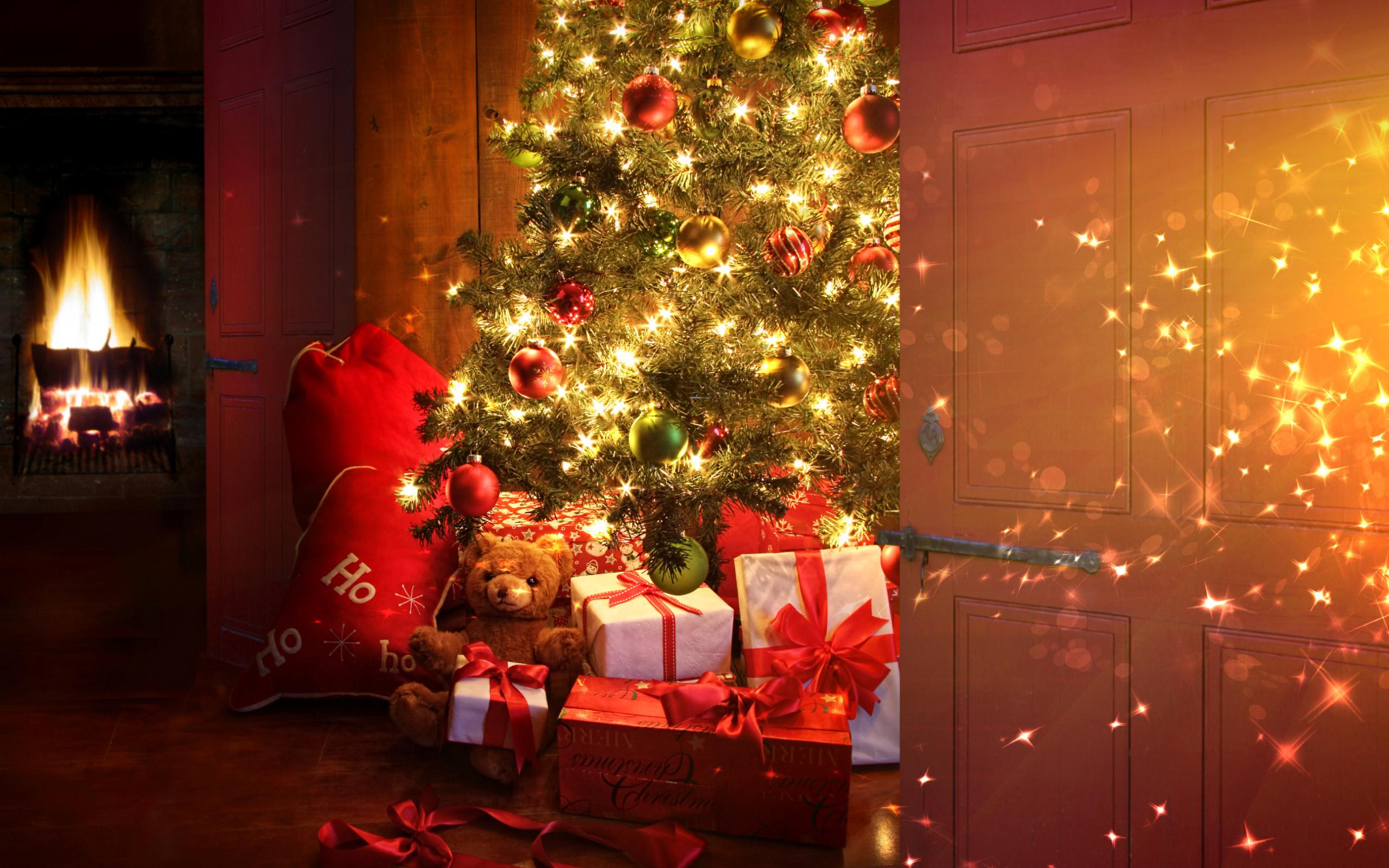 42966 скачать обои Новый Год (New Year), Праздники - заставки и картинки бесплатно