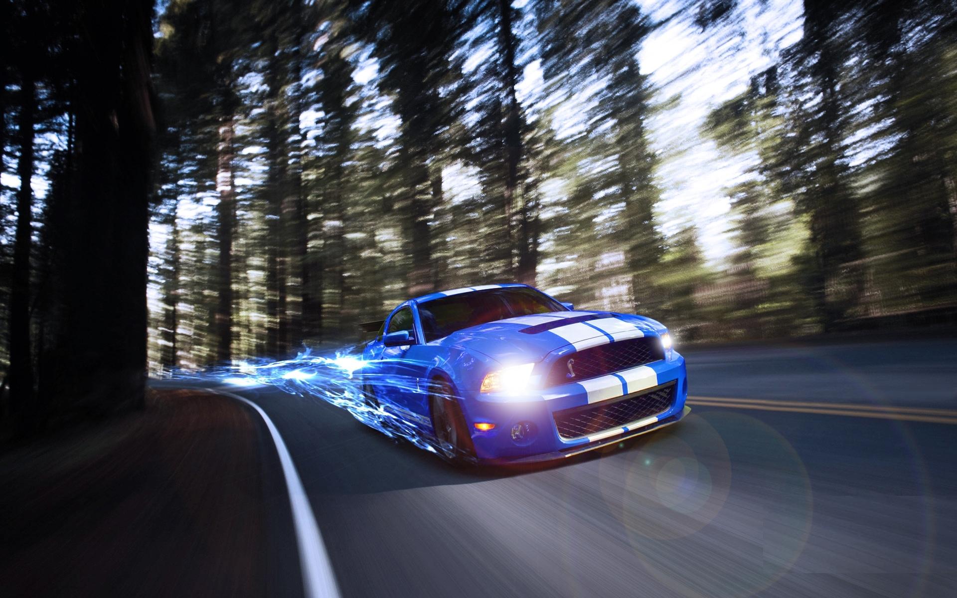 27175 скачать обои Транспорт, Машины, Дороги, Мустанг (Mustang) - заставки и картинки бесплатно