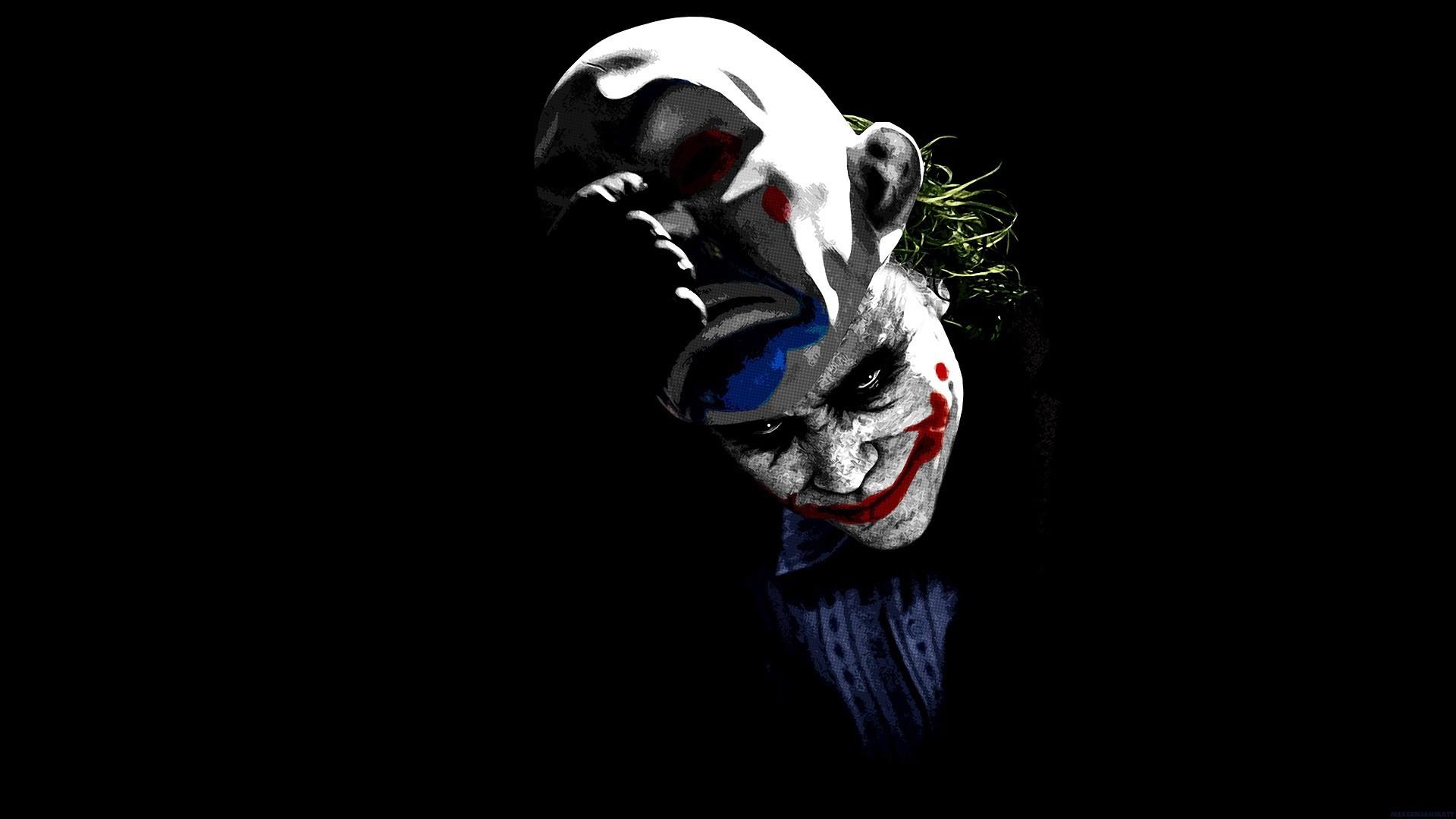 16426 Hintergrundbild herunterladen Kino, Kunst, Batman, Joker - Bildschirmschoner und Bilder kostenlos