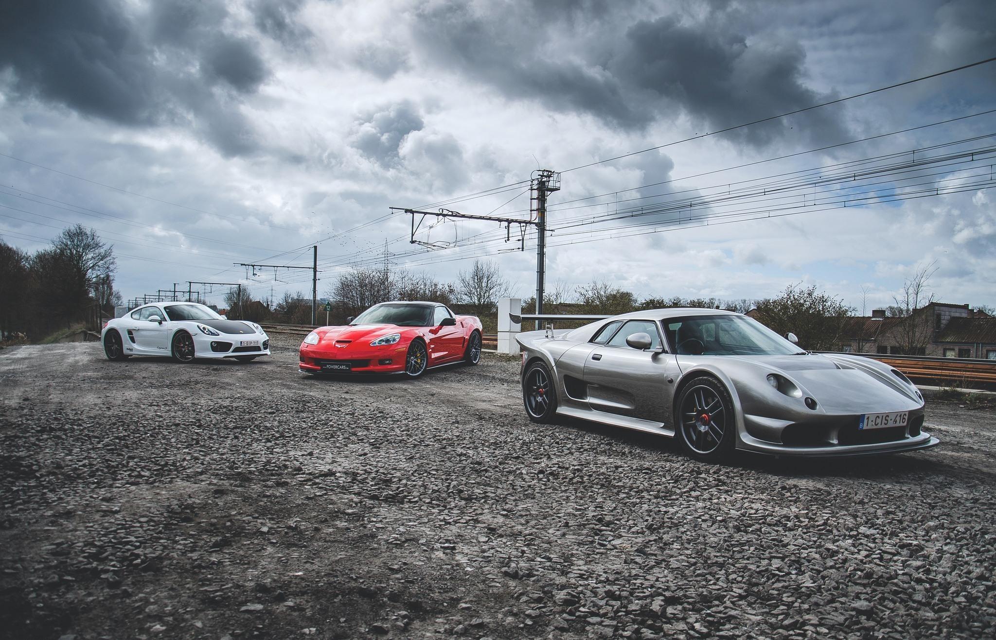 62744 скачать обои Порш (Porsche), Тачки (Cars), Corvette, Zr1, Улица, Cayman S, Noble, M12, Gto 3R - заставки и картинки бесплатно