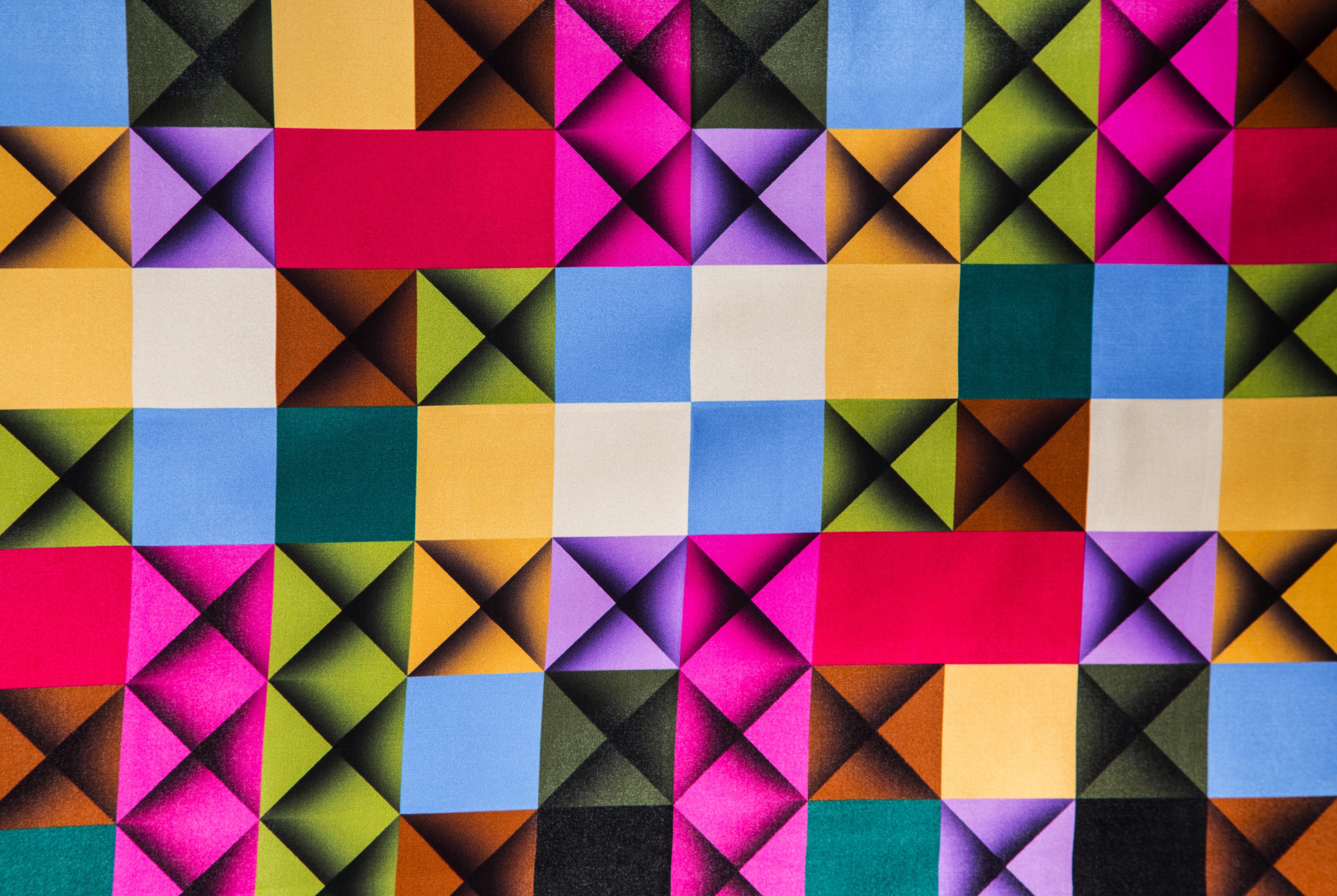 63627 завантажити шпалери Різнобарвний, Строката, Текстура, Текстури, Поверхня, Клітини - заставки і картинки безкоштовно