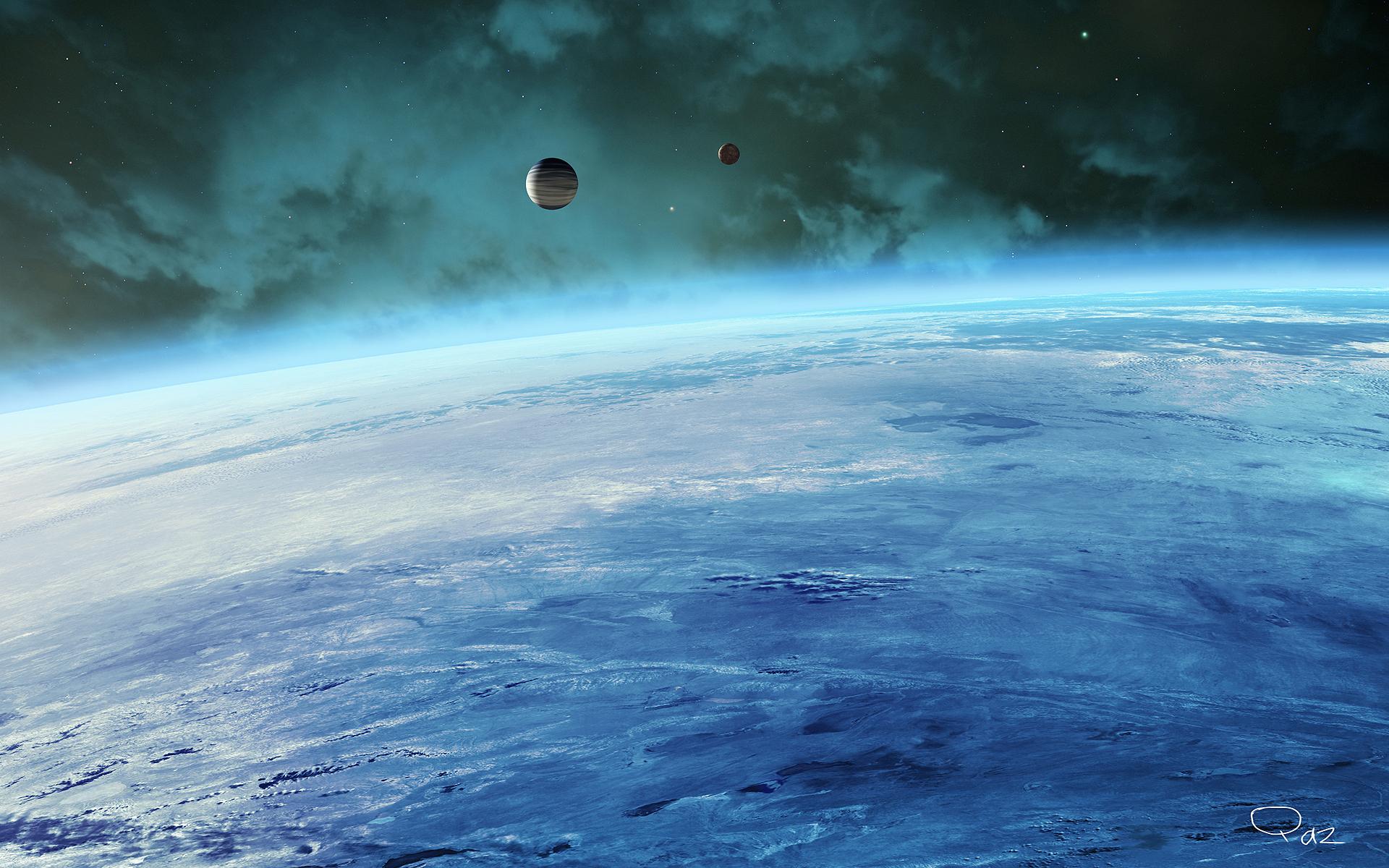 26766 скачать обои Планеты, Пейзаж, Космос - заставки и картинки бесплатно