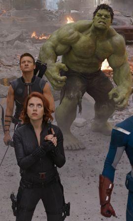34597 télécharger le fond d'écran Cinéma, Acteurs, Avengers - économiseurs d'écran et images gratuitement