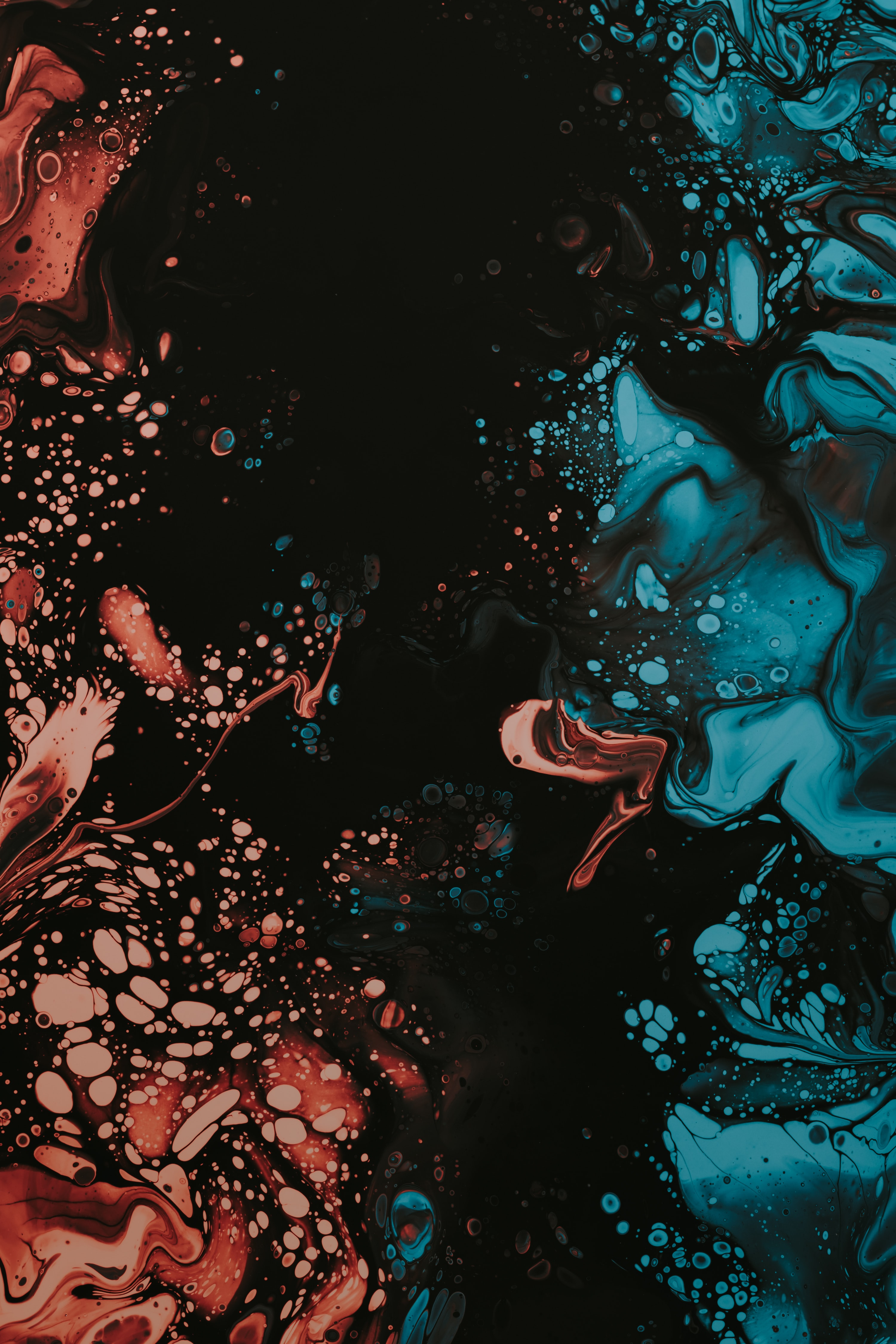 74810 download wallpaper Abstract, Divorces, Paint, Liquid screensavers and pictures for free