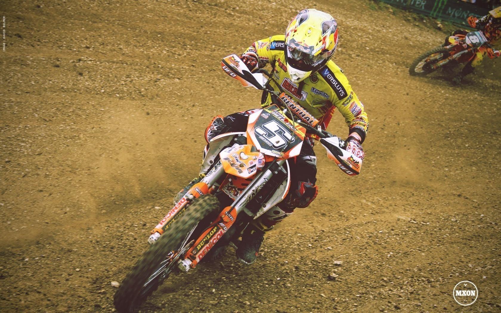 67431 descargar fondo de pantalla Motocicletas, Motocross, Bicicleta, Raza, Deportes: protectores de pantalla e imágenes gratis