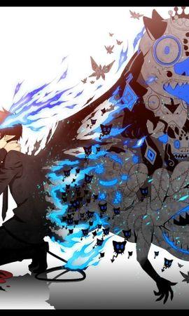 27758 télécharger le fond d'écran Anime, Hommes, Demons - économiseurs d'écran et images gratuitement