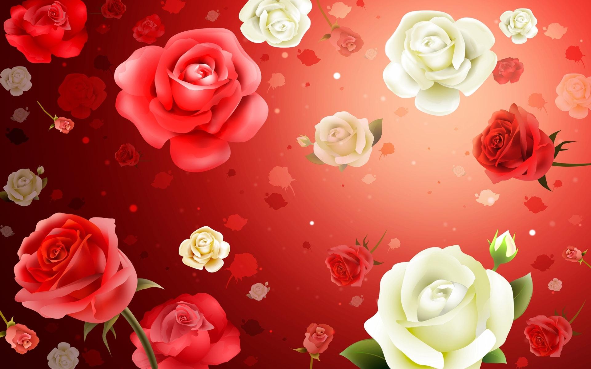 Handy-Wallpaper Pflanzen, Blumen, Hintergrund, Roses kostenlos herunterladen.