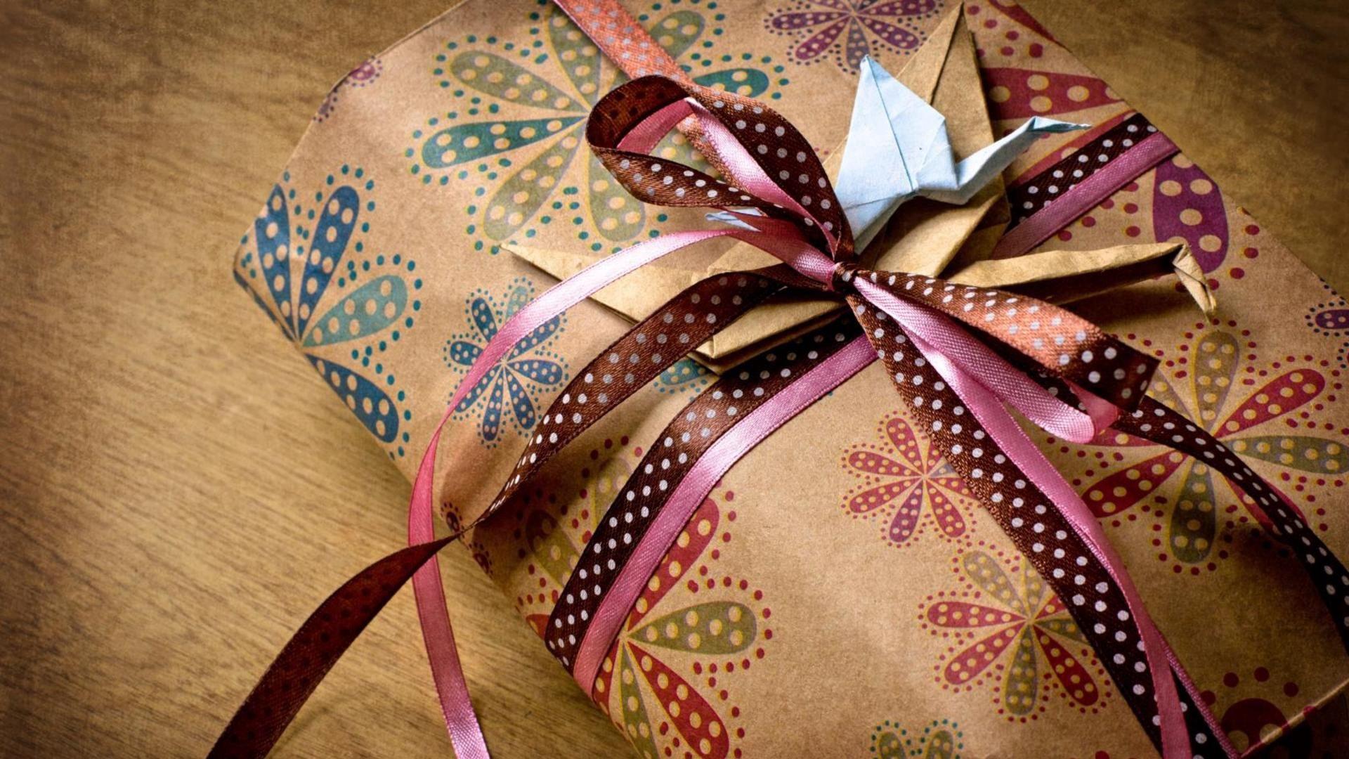 54424 скачать обои Разное, Пакет, Банты, Ленты, Подарок, Упаковка - заставки и картинки бесплатно